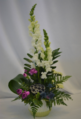 SIMPLY RADIANCE FRESH FLOWER ARRANGEMENT