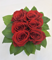 SIMPLY RED ROSE BLISS RED ROSE DESIGN