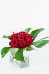Simply Red Rose Design