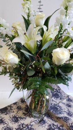 Simply Said Fresh Flowers in Warren, PA | VIRG-ANN FLOWER SHOP INC.