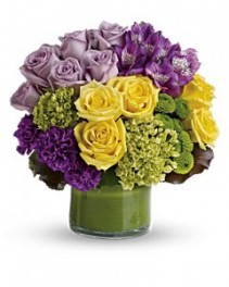 Simply Splendid Bouquet All around