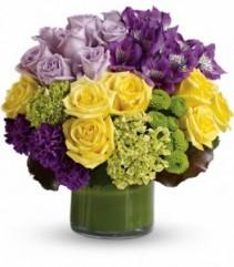 Simply Splendid Bouquet by Enchanted Florist
