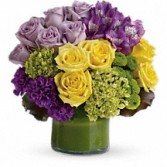 Simply Splendid Floral Bouquet