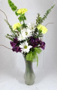 Simply Spring Custom Fitzgerald Flowers Arrangement