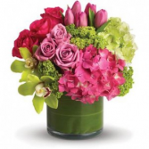 Simply Spring Vase Arrangement
