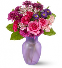 Simply Stunning - 126 Vase arrangement