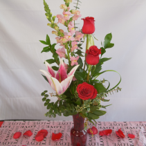 Simply Stunning Bouquet  Valentines Day