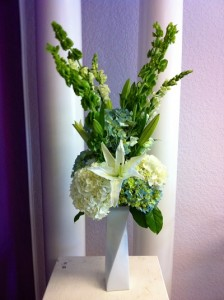 Simply Stunning  Fresh Arrangement
