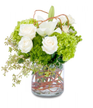 Simply Styled  Vase
