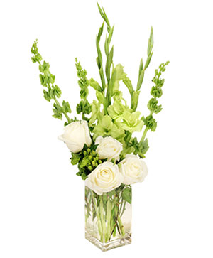 Simply Sublime Arrangement in Dayton, OH | ED SMITH FLOWERS & GIFTS INC.