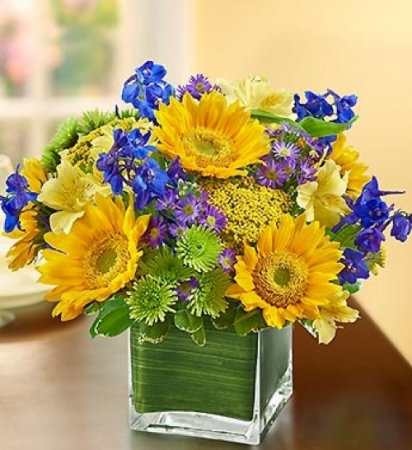 Simply Summer Floral Arrangement