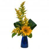 Simply Sunflower Arrangement