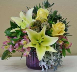 SIMPLY SWEET  Arrangement of Flowers in Riverside, CA | Willow Branch Florist of Riverside