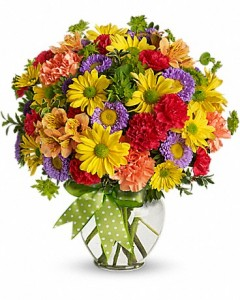 Simply Sweet Fresh Arrangement in Newmarket, ON | FLOWERS 'N THINGS FLOWER & GIFT SHOP