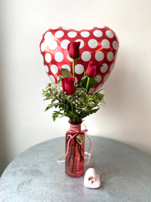 Simply Sweet Special Valentine's Day Special in La Grande, OR | FITZGERALD FLOWERS