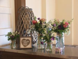 Simply Vintage Wedding Flowers in Herndon, PA   BITTERSWEET DESIGNS BY LORRIE