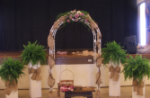 Simply Vintage Wedding Flowers