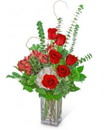Sinatra Crush Flower Arrangement