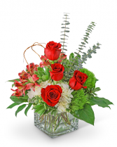 Sinatra's Song Flower Arrangement
