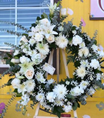 Sincere Blessings Funeral Arrangement