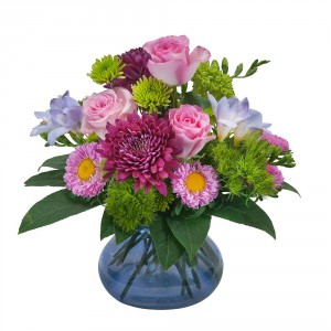 Sincere Happiness Arrangement in Roswell, NM | BARRINGER'S BLOSSOM SHOP