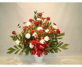 SINCERE SYMPATHY FLORAL ARRANGEMENT