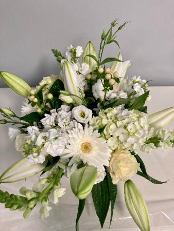 Sincere Sympathy Floral Arrangement