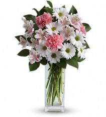 Sincerely Yours Vased Arrangement