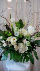 Sincerest Condolences Vase Arrangement