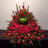 Sincerest Remembrance Floral Arrangement