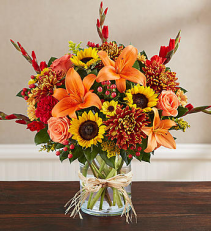 Sincerest Sorrow™ Fall Arrangement