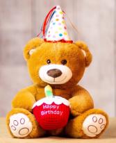 Singing Birthday Bear Gift