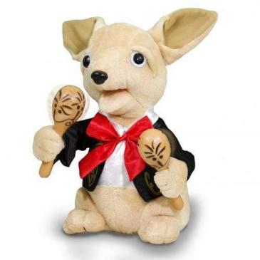 Singing Chihuahua