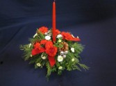 Single Candle Centerpiece centerpiece