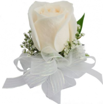 Lovely Rose Corsage