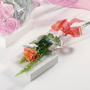 Single Rose Graduation
