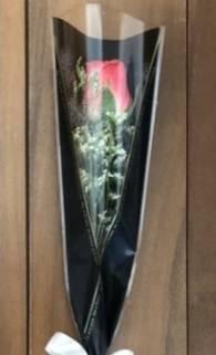 Single Rose Sleeve Rose