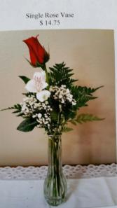 Single Rose Vase Vase