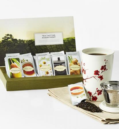 Single Steeps & Kati Cup Gift Set Tea Forte Organic
