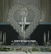 Single Wrapped Heart