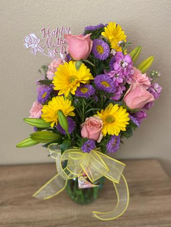 Sissys Bouquet Mixed Bouquet