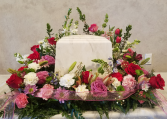 Sisterchicks Urn Arrangement