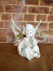 Sitting Angel Sympathy