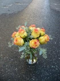 Sizzling! Garden Bouquet Design