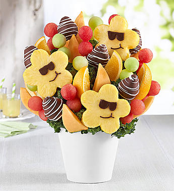 Sizzling Summer Treats 166235 Fruit Bouquet
