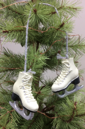 Skate ornaments Tree ornaments