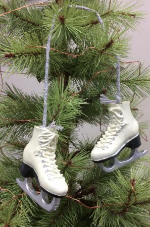 Skate ornaments Tree ornaments