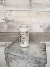 SKINNY & CO. 100% RAW Unrefined Virgin Coconut Oil