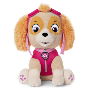 Skye from Paw Patrol Stuffed Animal in Pittsboro, NC | Blossom Floral Artistry