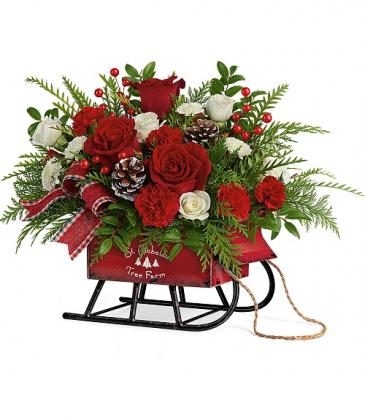 Sleigh Bell's Bouquet T20X300-B